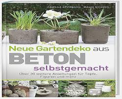gartendeko aus beton selbstgemacht u2013 treefunder co
