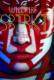 Wildfire Sbtrkt by Sbtrkt Typo 20 000 Cups Of Tea Later