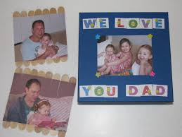 homemade father u0027s day gift idea photo puzzles learning 4 kids
