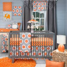 Modern Nursery Rug by Modern Baby Nursery Ideas Brown Purple Floral Bedding Set Red