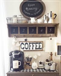 uncategories bar station design coffee area in kitchen coffee