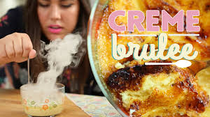 secrets to a perfect crème brûlée no blowtorch needed youtube