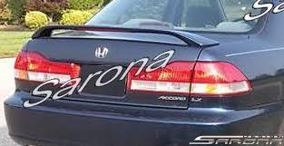 honda accord trunk wing sedan 1998 2002 169 00