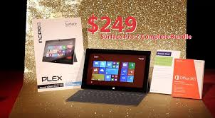 microsoft thanksgiving sale microsoft offers surface 2 and pro 2 bundles with big discounts in
