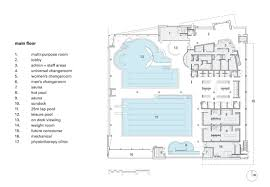 Air Canada Centre Floor Plan Chimo Aquatic And Fitness Centre Openbuildings