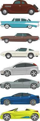 history of cars cars through history gray