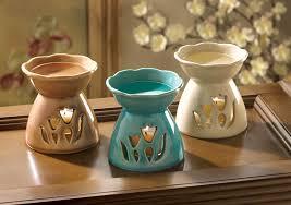 Tea Light Oil Warmer Home Fragrance Linda U0027s Home Style Living