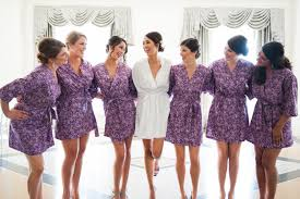 wedding dressing gowns custom bridesmaid robes bridesmaid pajamas bridal robe