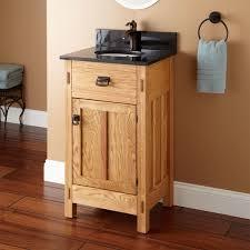 19 mission hardwood vanity for undermount sink wood vanities