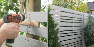 Privacy Screen Ideas For Backyard Modern Privacy Fence Ideas For Your Outdoor Space
