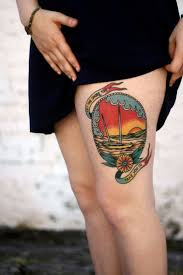 female thigh tattoos 47 best indian women tattoos images on pinterest woman tattoos