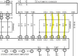 lexus stereo wiring diagram lexus wiring diagrams collection