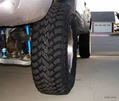 Great Customer Choice 33x12 5x17 All Terrain Tires Mud Tire For A Daily Driver Ford Bronco Forum