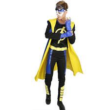 deathstroke costume halloween xcoser dc comics static shock costume cosplay costume u2013 xcoser costume