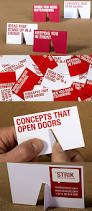 Clever Business Cards Best 20 Cool Business Cards Ideas On Pinterest Clear Business