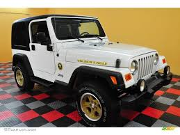 2006 stone white jeep wrangler sport 4x4 golden eagle 16846045