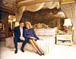 trumps home in trump tower donald trump time interview on truth and falsehoods time
