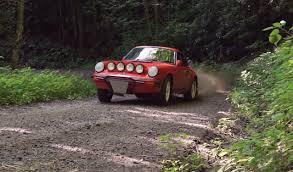 rally porsche 911 porsche 911 becomes the rally car