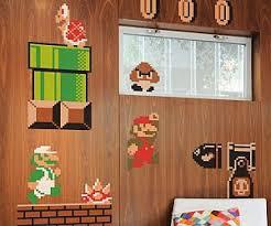 Super Mario Bedroom Decor Super Mario Bros Chess Board