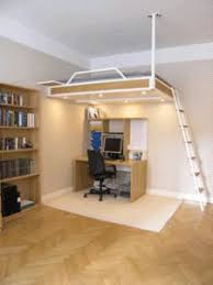 Office Loft Ideas 32 Best Loft Bed Images On Pinterest 3 4 Beds Lofted Beds And