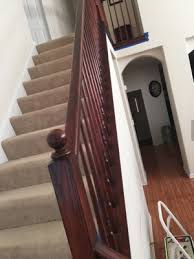 Staining Banister Furniture Design Ideas Featuring Gel Stains General Finishes