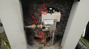 gas water heater pilot light but not burner fixed it myself rheem water heater pilot light won t stay lit