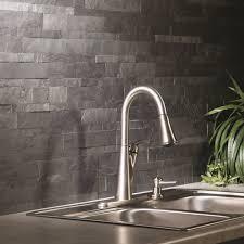 slate backsplashes for kitchens kitchens peel and stick slate backsplash diy kitchen backsplash ideas