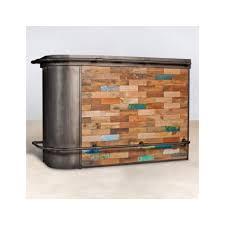 bar de cuisine moderne modele de cuisine moderne 13 meuble bar bois recycl233 angle