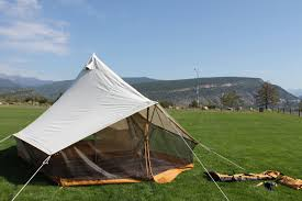 split torrent tent with screened porch enclosure ellis canvas tents