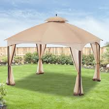 Mainstays Grill Gazebo by Home Depot Canada Gazebo Replacement Canopy Cover Garden Winds