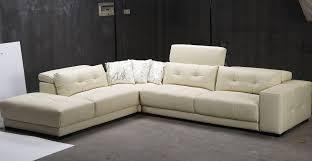 Modern Leather Sectional Sofa Modular Sectional Sofa Leather Centerfieldbar Com