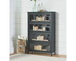 Steel Barrister Bookcase Barrister Bookcase Magnolia Home