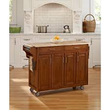 Kitchen Utility Tables - locking casters carts islands utility tables kitchen the lovely