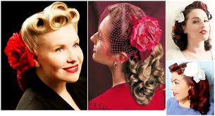1940s hair accessories vintage hair pieces on onewed