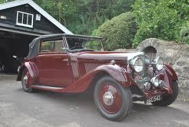 vintage cars 1950s showroom cars coys of kensington