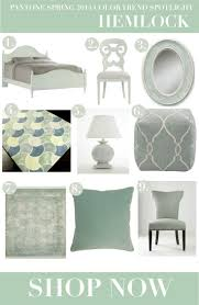 130 best pisces inspired home images on pinterest home diy and spring 2014 home decor color trend hemlockwhen it comes to home decor trends in 2014