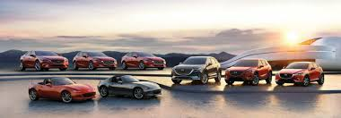 mazda car line get the brand named for having the best style in the industry