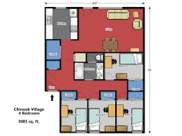 Certified Kitchen Designers by Housing Residence Life Washington State University Floor Plans