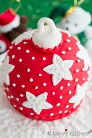 ornament cake cakes and ornaments