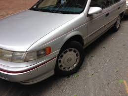 curbside classic 1992 mercury sable gs u2013 successful by any measure