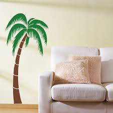online get cheap large tree wall decal aliexpress com alibaba group tropical palm tree wall sticker palm tree wall decals large tree sticker for living room bedroom
