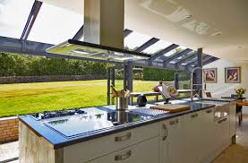 kitchen diner extension ideas side return kitchen extension with modern applicances and furniture