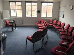 new training room and care simulation suite chesham