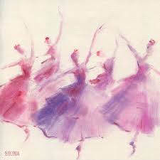 nutcracker ballet waltz of the flowers painting by beverly brown