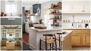 10 fabulous two tone kitchen cabinets ideas samoreals rev your kitchen with these gorgeous two tone kitchen cabinets