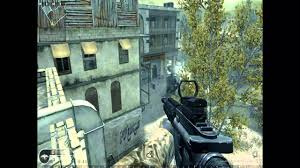 Cod4 Maps Call Of Duty 4 Modern Warfare Multiplayer Maps Secret Spots Map 1