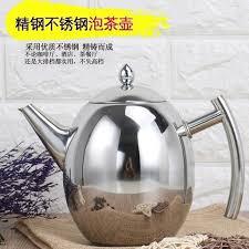 cuisiner avec une bouilloire 1000 ml 1500 ml stainess acier théière café thé bouilloires d eau