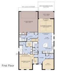 pulte homes floor plan