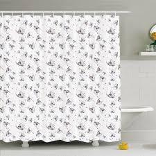 halloween shower curtains you u0027ll love wayfair ca