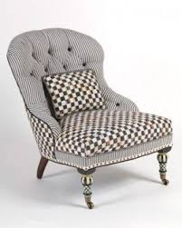 nailhead accent chair foter